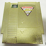 Nintendo World Championships Gold