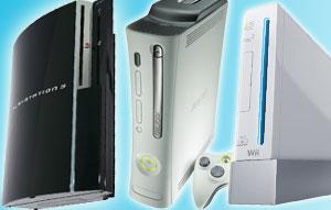 3 Consoles