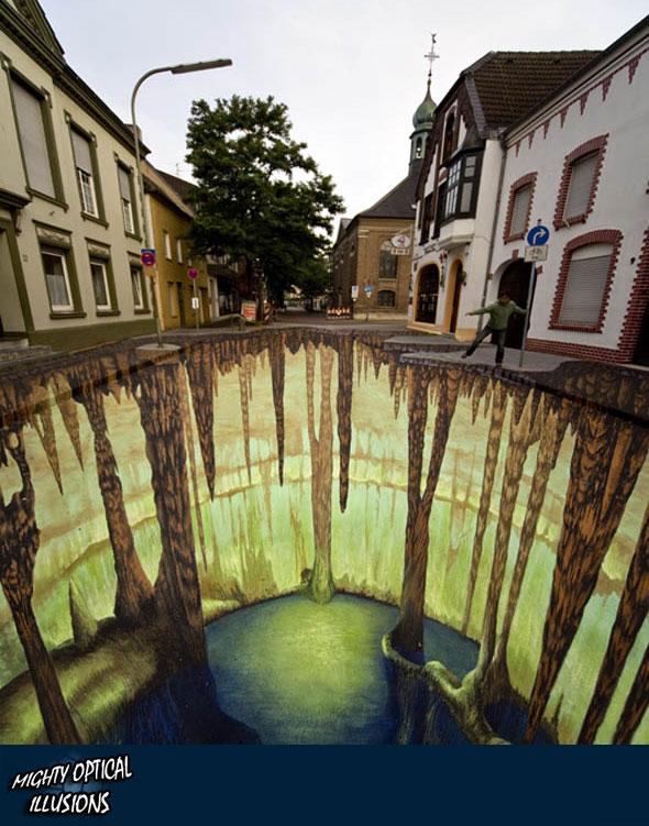 Street Chasm