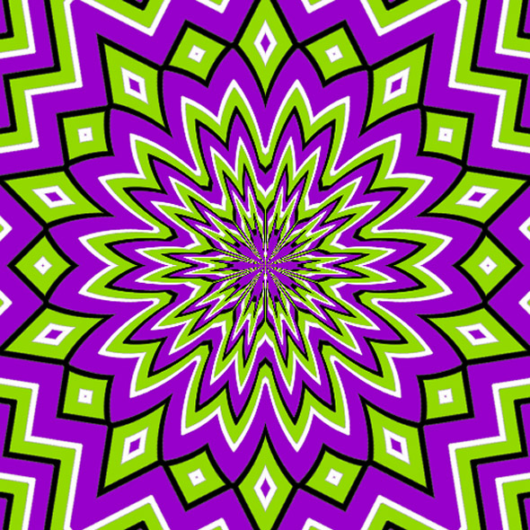 purple-nurple - OPTICAL ILLUSIONS GALLERY - Facts and Trivia