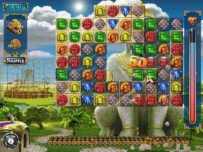 حصريا وبانفراد اللعبة الشقية 7 Wonders II