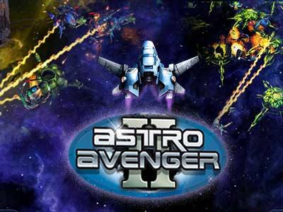 Play Astro Avenger 2 Online Games