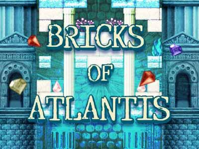 Portable GameHouse Bricks of Atlantis 7/XP Game Description: Smash your way