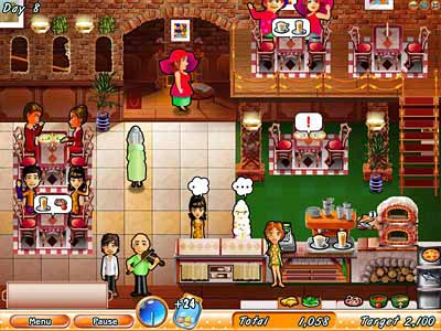 review delicious 2 deluxe by gamehouse with tips cheats and walkthrough