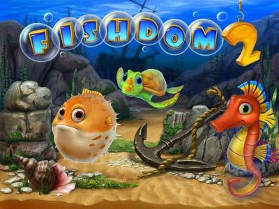 ���� fishdom 2 ����� ����� �����