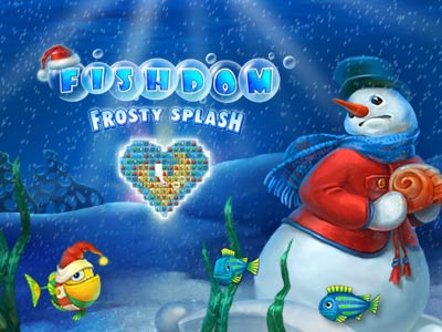 Fishdom Frosty Sp…
