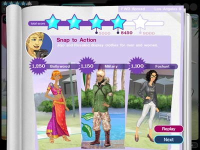 Fashion Games Online on Play Double Play  Jojo S Fashion Show Bundle  Download  And Read User