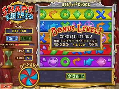 Play Shape Shifter, download, and read user reviews on Yahoo! Games