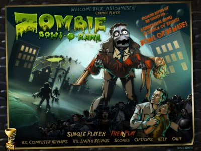 PC Game Zombie Bowl-O-Rama Download img