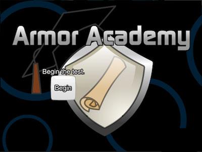 Armor Academy