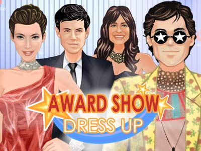 Award Show Dress Up