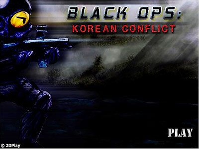 Black Ops: Korean Conflic…