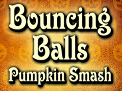 Bouncing Balls Pumpkin Smash