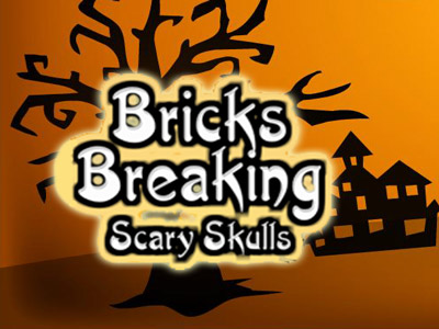 Bricks Breaking Scary Sku…