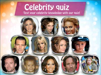 What celebrity would i date quiz