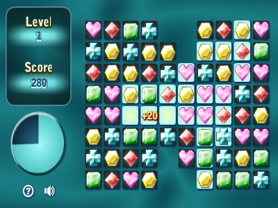 Play Gems Swap 2, download, and read user reviews on Yahoo! Games