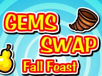 Gems Swap Fall Fe…