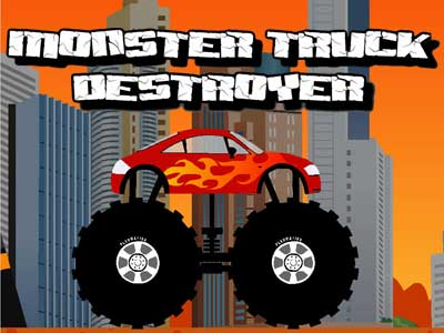 Monster Truck Des…