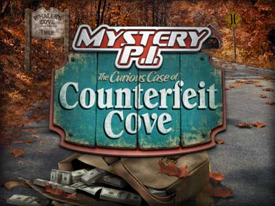 Mystery P.I.: Counterfeit Cove