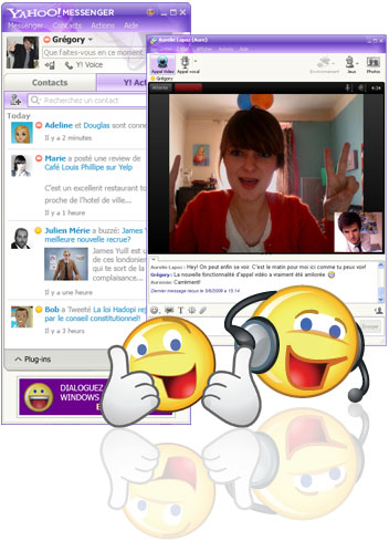 [Yahoo! Messenger 10 BETA]