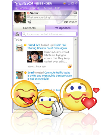 Free Download Yahoo Messenger