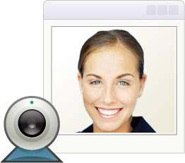 A webcam (web camera) allows you to share live video images of yourself (or ...