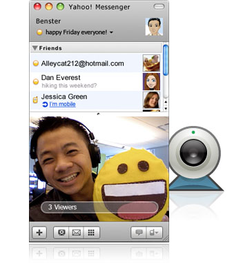 Yahoo! Messenger for Mac - Instant message, chat rooms, SMS, voice