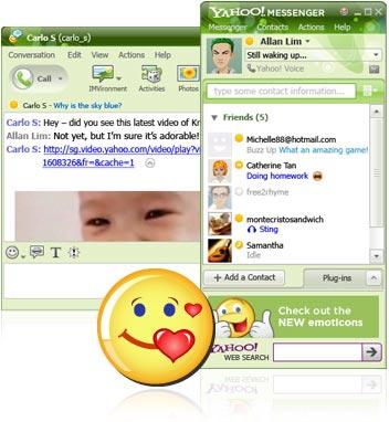 Emoticon free msn sexy
