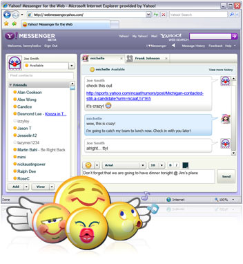 Yahoo! Messenger - Chat, Instant message, SMS, Video Call, PC Calls