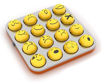 Tastatura pentru emoticoane