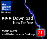 Storm Alerts and Radar on your Desktop