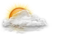 The current weather in Saipan is Partly Cloudy