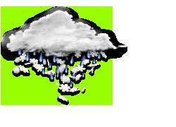 AM Rain/Snow Showers