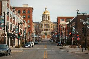 Des Moines-West Des Moines, IA, Getty Images