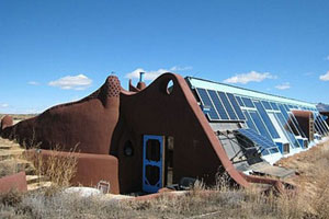 Earthship - 6 High Meadow Dr,Taos, NM