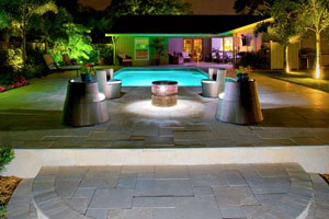 Exotic Landscape Lighting