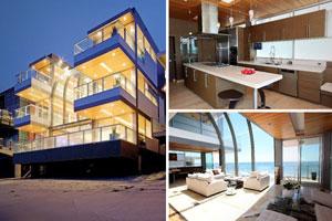Malibu Beach House, Photo: Realtor.com