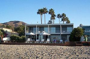 Malibu Colony Beach House