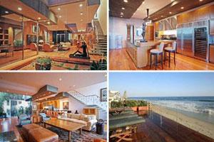 Malibu Colony House, Photo: Realtor.com