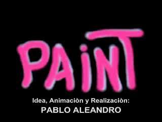 Paint War Pablo Aleandro Argentina