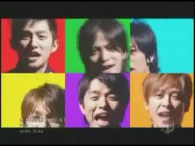 2007年 2月  3位 V6 「HONEY BEAT/僕と僕らのあした」 歴代CDランキング CD売り上げランキング