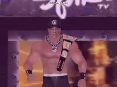 WWE – John Cena – My Time Is Now