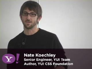 The YUI CSS Foundation (by Nate Koechley)