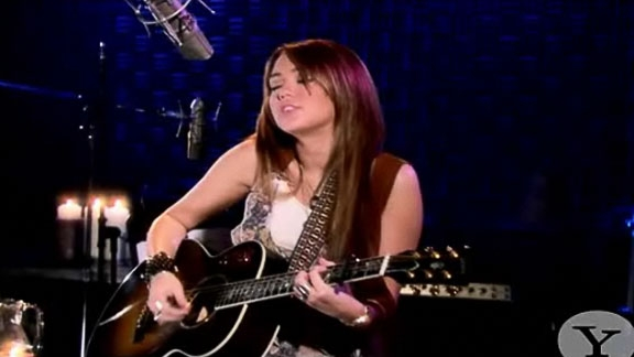 Butterfly Fly Away (The Miley Sessions)