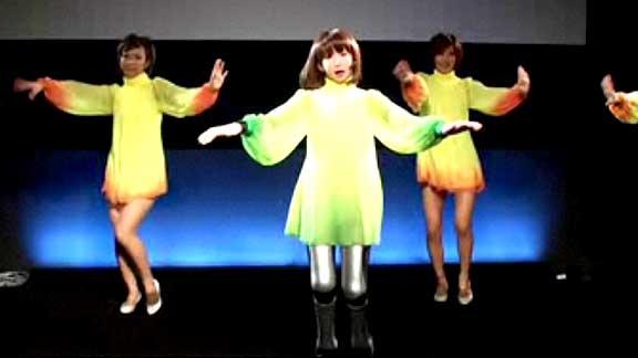 japanese robot pop star @ Yahoo! Video