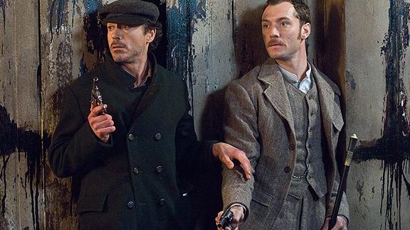 Sherlock Holmes - Tráiler exclusivo @ Yahoo! Video