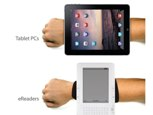 Tablet PC & eReader Arm Holders