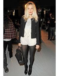 Boucle Jacket - Sienna Miller