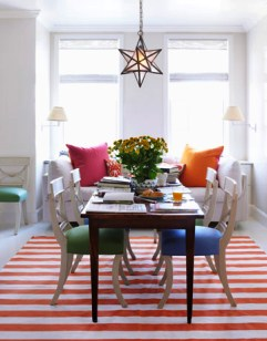 Mix Up Seating