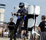 Holy crap! A real jetpack!